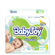 BabyJoy Tape Diaper (Newborn Size)